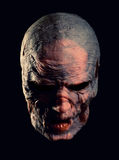 Retrato del monstruo enojado foto de archivo