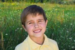 Retrato del muchacho Fotos de archivo libres de regalías