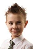 Retrato del muchacho Fotografía de archivo libre de regalías