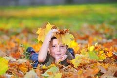 Retrato del muchacho foto de archivo libre de regalías