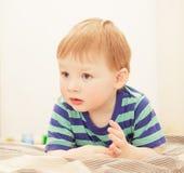 Retrato del muchacho Fotografía de archivo