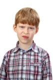 Retrato del muchacho Foto de archivo