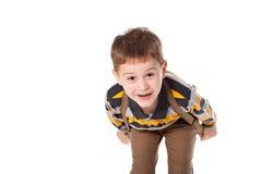 Retrato del muchacho Imágenes de archivo libres de regalías