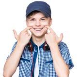 Retrato del muchacho de Ternn Fotos de archivo libres de regalías