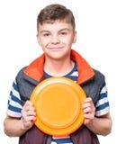 Retrato del muchacho de Ternn Imagen de archivo libre de regalías