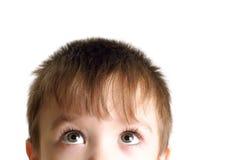 Retrato del muchacho joven Fotos de archivo libres de regalías