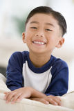 Retrato del muchacho joven fotografía de archivo