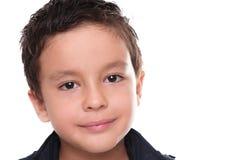 Retrato del niño fotografía de archivo