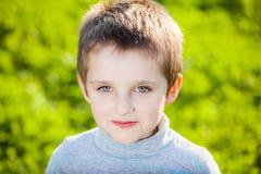 Retrato del niño Imagen de archivo