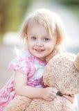 Retrato del niño Fotos de archivo