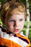 Retrato del niño pequeño Imagen de archivo