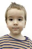 Retrato del niño pequeño lindo fotografía de archivo libre de regalías