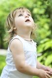 Retrato del pequeño niño muy dulce Fotografía de archivo libre de regalías