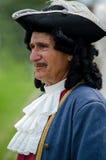 Retrato del pirata Imagenes de archivo