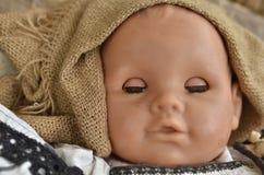 Retrato del ` s de la muñeca Fotos de archivo libres de regalías