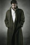 Retrato del vampiro Fotografía de archivo libre de regalías
