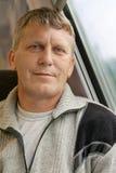 Retrato del varón maduro Imagenes de archivo