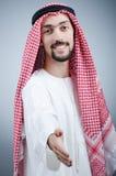 Retrato do árabe novo Imagens de Stock Royalty Free