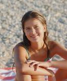 Retrato do adolescente Fotos de Stock Royalty Free