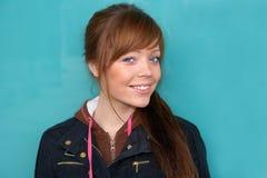 Retrato do adolescente Foto de Stock Royalty Free
