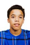 Retrato do adolescente Fotografia de Stock Royalty Free