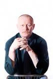 Retrato do adulto masculino Imagem de Stock Royalty Free