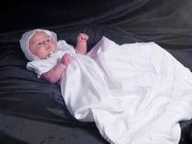 Retrato do bebé imagens de stock royalty free