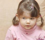Retrato do bebê fotos de stock royalty free