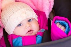Retrato do bebê foto de stock