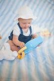 Retrato do bebê Imagens de Stock