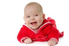 Retrato do bebê Fotografia de Stock Royalty Free