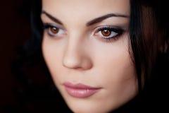 Retrato do close up Imagem de Stock