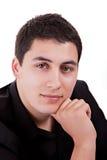 Retrato do close up fotografia de stock royalty free