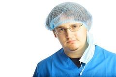 Retrato do doutor Imagem de Stock Royalty Free