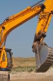 Retrato do escavador Fotos de Stock
