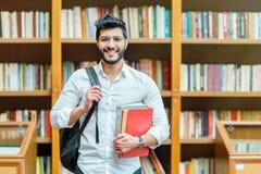 Retrato do estudante imagens de stock royalty free