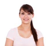 Retrato do estudante fotografia de stock