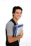 Retrato do estudante Fotografia de Stock Royalty Free