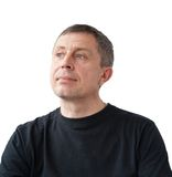 Retrato do homem adulto Fotos de Stock