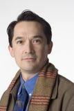Retrato do homem americano asiático novo Imagens de Stock