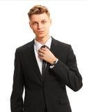 Retrato do homem de negócio Imagens de Stock Royalty Free