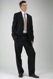 Retrato do homem de negócio Fotografia de Stock Royalty Free