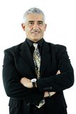 Retrato do homem de negócios Imagens de Stock Royalty Free