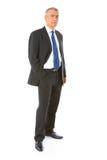 Retrato do homem de negócio Fotos de Stock Royalty Free