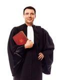 Retrato do homem do advogado Fotos de Stock