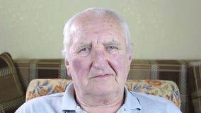 Retrato do homem idoso filme