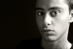 Retrato do homem latino-americano foto de stock royalty free