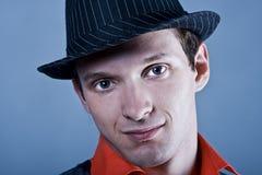 Retrato do homem novo Fotos de Stock