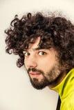 Retrato do homem novo Imagens de Stock Royalty Free