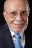 Retrato do idoso latino-americano Foto de Stock Royalty Free